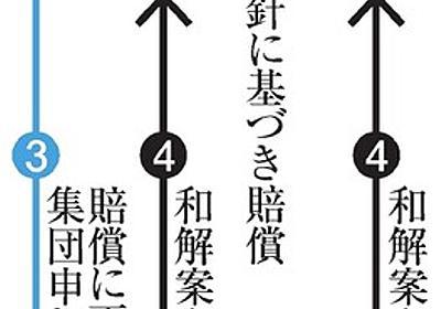 原発事故の和解、打ち切り1.7万人 東電が相次ぎ拒否:朝日新聞デジタル
