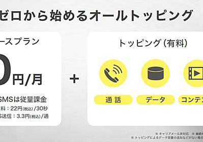 """auの「povo2.0」は""""月額0円""""で運用できるのか? 実は制約あり - ITmedia Mobile"""