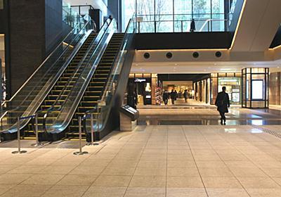日本一の地下通路、大手町から階段なしで歩けるのは エンタメ! NIKKEI STYLE