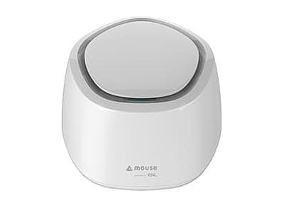 マウス、スマートホーム向けIoTデバイスからPM2.5センサーと空気清浄機が発売 - PC Watch