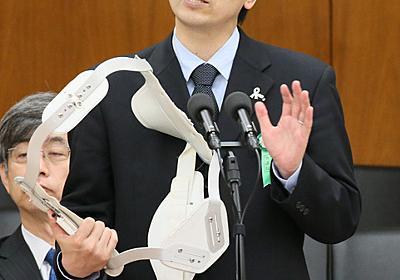肺がん患者にヤジ「いいかげんにしろ」 穴見議員が謝罪:朝日新聞デジタル