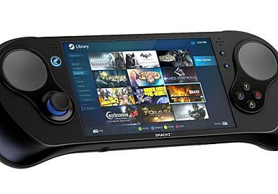 Steam対応携帯型ゲームPC「SMACH Z」開発元が破産寸前であると報告。製品発売の「可能性は低い」 | AUTOMATON