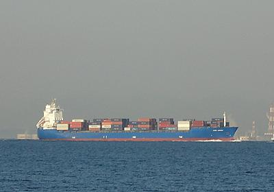 コンテナ船KING ADRIAN - SHIPS OF THE PORT