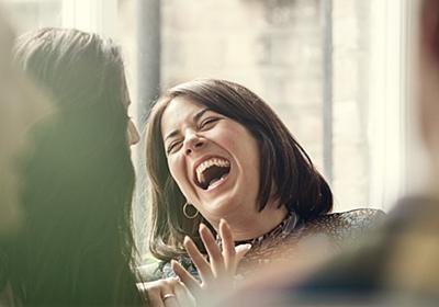 笑いは職場(仕事)の生産性が向上させる