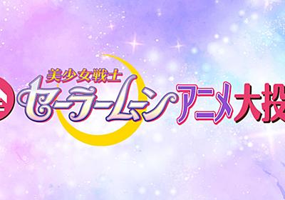 全美少女戦士セーラームーンアニメ大投票|NHK