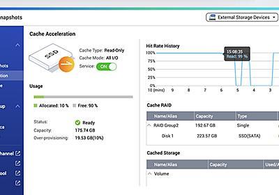 QNAP、NAS用OS最新版「QTS 5.0」、TeamViewerやWireGuard VPN、exFATに対応