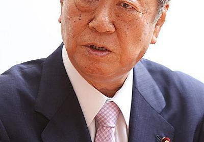 特集ワイド:松田喬和のずばり聞きます 自由党・小沢一郎共同代表 政権交代は100%可能 野党は自信取り戻せ - 毎日新聞