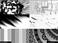 マンガ・同人誌用の無料素材のまとめ -スクリーントーン、集中線や効果線、繊細なレースを描くブラシなど | コリス
