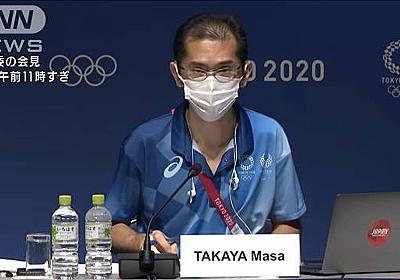 新型コロナ陽性の海外五輪関係者2人が入院|テレ朝news-テレビ朝日のニュースサイト