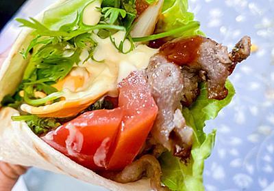 身近な料理や意外な食材を巻く「雑トルティーヤ」がうまいので毎日の常食にすべき【ブリトー&タコス】 - メシ通 | ホットペッパーグルメ