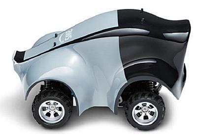 Amazonが自律走行ミニカーを発売、249ドルで予約開始!   Techable(テッカブル)