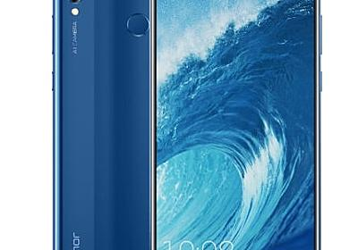 honor 8X Max 発表、7.12インチディスプレイ・SDM636搭載の大型ファブレット、価格は約2.5万円