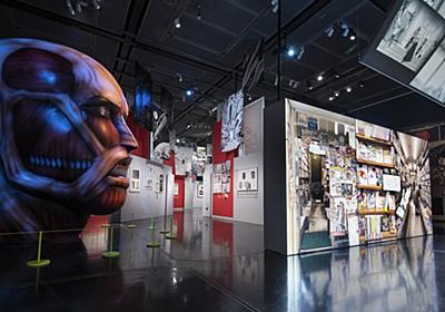 大英博物館はなぜ「マンガ展」を開催したのか? キュレーターが語るその意義|MAGAZINE | 美術手帖