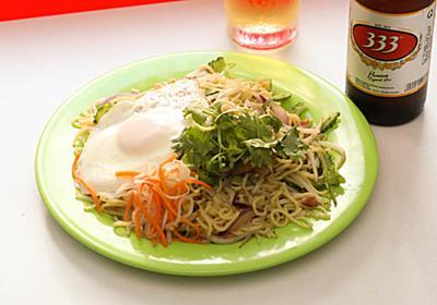 アジアの屋台を食べ尽くしたベトナム料理店の店主に「アジア風焼きそば」を教えてもらってきた - メシ通 | ホットペッパーグルメ