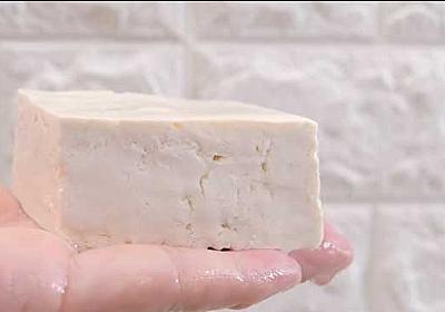 ひたすら豆腐を固くして砥石で研ぎまくる → 簡単に野菜を切断する鋭利な「豆腐包丁」が完成 - ねとらぼ