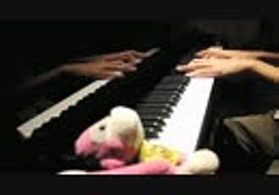 「夢、時々…」を弾いてみた【ピアノとか】