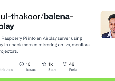 GitHub - rahul-thakoor/air-pi-play: Turn a Raspberry Pi into an Airplay server using RPiPlay to enable screen mirroring on tvs, monitors and projectors.