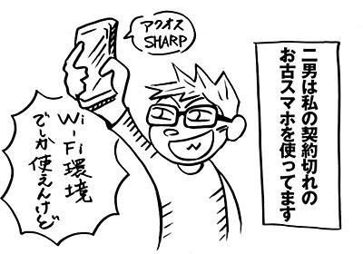 古いスマホとアカウント同期でドッキドキ!! - ちゃるめん.com