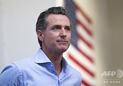 米加州知事、死刑執行の一時停止を導入へ 737人の処刑延期 写真1枚 国際ニュース:AFPBB News
