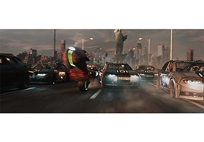 金田のバイクが激しくチェイス。映画『レディ・プレイヤー1』の3分長尺レースバトル映像が公開! | ギズモード・ジャパン
