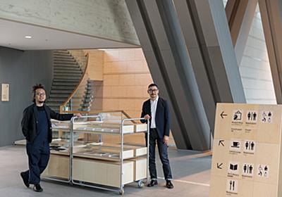 東京都現代美術館がリニューアル。長坂常と色部義昭が考えた「普段使い」の仕掛けとは? | Feature | Pen Online