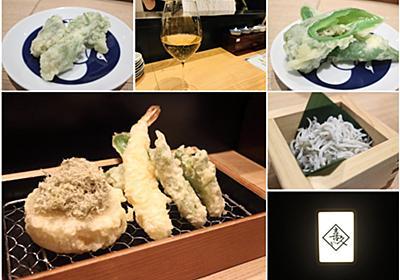 喜久や TOKYO(日比谷):立ち飲みで天ぷらとワインがお気軽に♪ミッドタウンの止まり木 | Sweets Meister.com