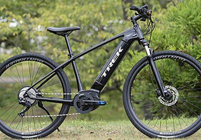 トレック製e-bikeの第2弾!! 「Dual Sport+」をひと足早く試乗してきた | ぼくらの自由研究室 - Watch Headline