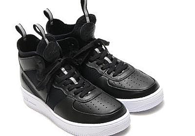 ナイキ エア フォース1 ウルトラフォース MID (864014-001) : sneakers factory(スニーカー ファクトリー)