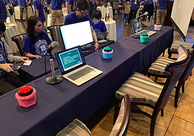 Raspberry PiとArduinoで社内イベントのための早押しボタンを電子工作してみた - OPTiM TECH BLOG