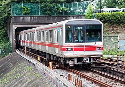 丸ノ内線はなぜ直接新宿・荻窪に向かわないのか <東京地下鉄100年史>   ハーバー・ビジネス・オンライン