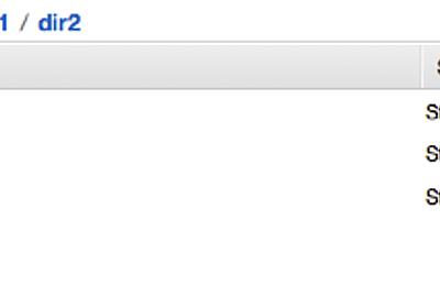 Amazon S3 stream wrapper で S3 を操作する - Shin x blog