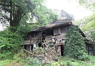 埼玉・幸手の築160年の廃虚、貸し出しでコスプレイヤー撮影場所などに - 春日部経済新聞