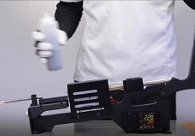 Make: Japan   量産力が欲しい人のための手動射出成形機「INARI」