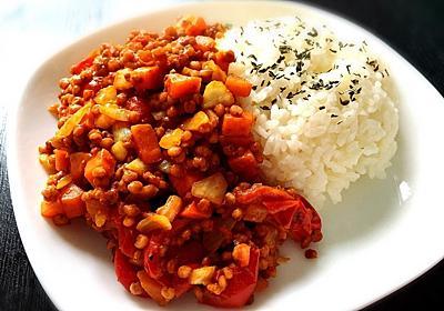 【雑穀料理】高キビを使ったキーマカレーの作り方・レシピ【夏の定番】 - Tempota Blog