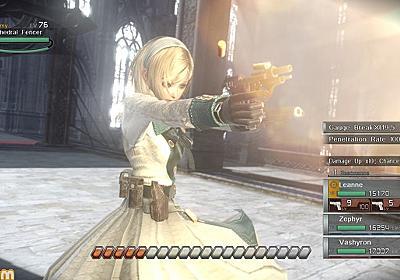 銃撃多重奏RPGが蘇る! 『エンド オブ エタニティ 4K/HD EDITION』がPS4とPC(Steam)で10月18日に配信決定 - ファミ通.com