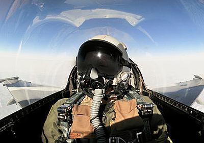 AIの戦闘機パイロットが人間のベテラン海軍パイロットに模擬戦闘で完勝、AIが人間より優れている点とは? - GIGAZINE