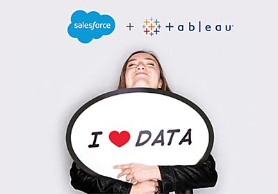 Salesforce Signs Definitive Agreement to Acquire Tableau | Tableau Software
