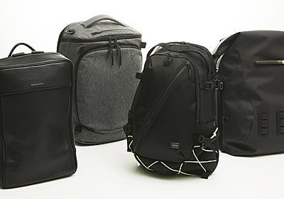 バッグ専業ブランドのバックパック4選。予想外の素材とコンセプトで進化したクオリティ   ライフハッカー[日本版]