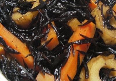 ✿簡単&覚えやすい✿ひじきの煮物 by かごちゃー 【クックパッド】 簡単おいしいみんなのレシピが301万品