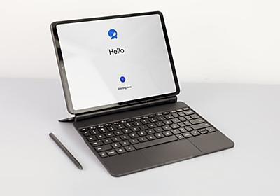 世界初のコンシューマ用Linuxタブレット「JingPad」登場。Androidアプリも動作 - PC Watch