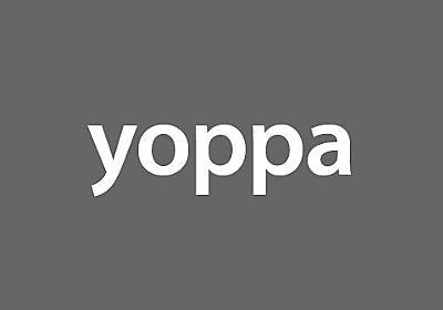yoppa org – メディアラボ I 2016 – 多摩美術大学