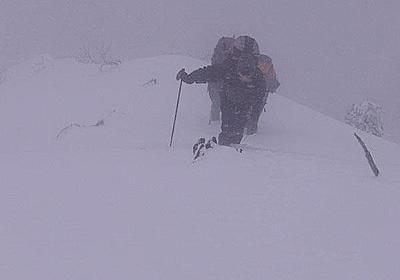 雪山、困ったり悩んだり(1)無知が招いた危機一髪〜山に叩きのめされた雪山一年生 YAMAYA - ヤマケイオンライン / 山と渓谷社
