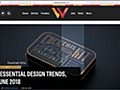 Web制作者がチェックしておきたい、最近のWebサイトで見かけるデザインのアイデア -2018年5,6月 | コリス