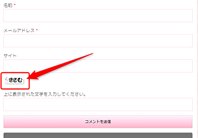 SiteGuardのcaptchaが表示されない・画像が変わらない原因!WP Fastest Cacheの設定を変更すればOK | ビバ★りずむ