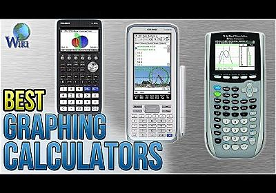 10 Best Graphing Calculators 2018 - YouTube