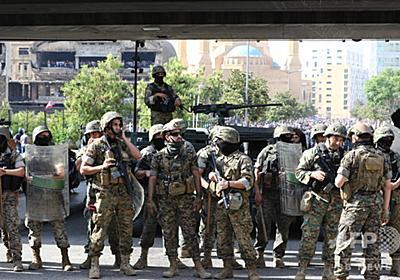 レバノン軍、すべての食事を肉抜きに 食料価格の高騰で 写真1枚 国際ニュース:AFPBB News