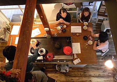 黄金町のカフェ「Lcamp」に期間限定おでん屋「ノガンのおでん」 - ヨコハマ経済新聞