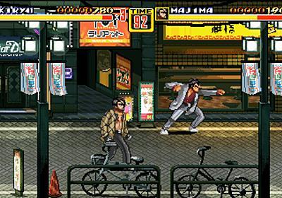 『龍が如く』がまさかの公式ベルトスクロールアクション化、『Streets Of Kamurocho』が期間限定で無料配布。セガ人気作の新作スピンオフゲーム4作が順次配信へ