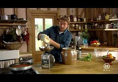 Jamie Oliver - Jamie At Home - Pizza 1. Teil - Teig & Soße (deutsch)