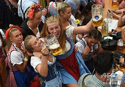 気候変動でビール不足の時代到来? 国際オオムギ研究 写真1枚 国際ニュース:AFPBB News
